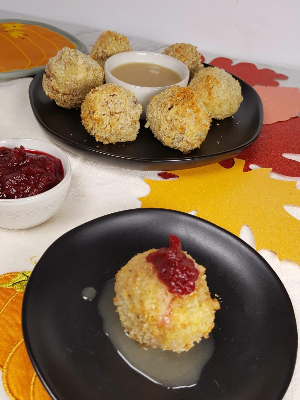 Air Fryer Turkey Croquettes