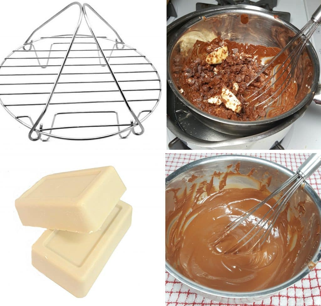 Make the Chocolate Dip