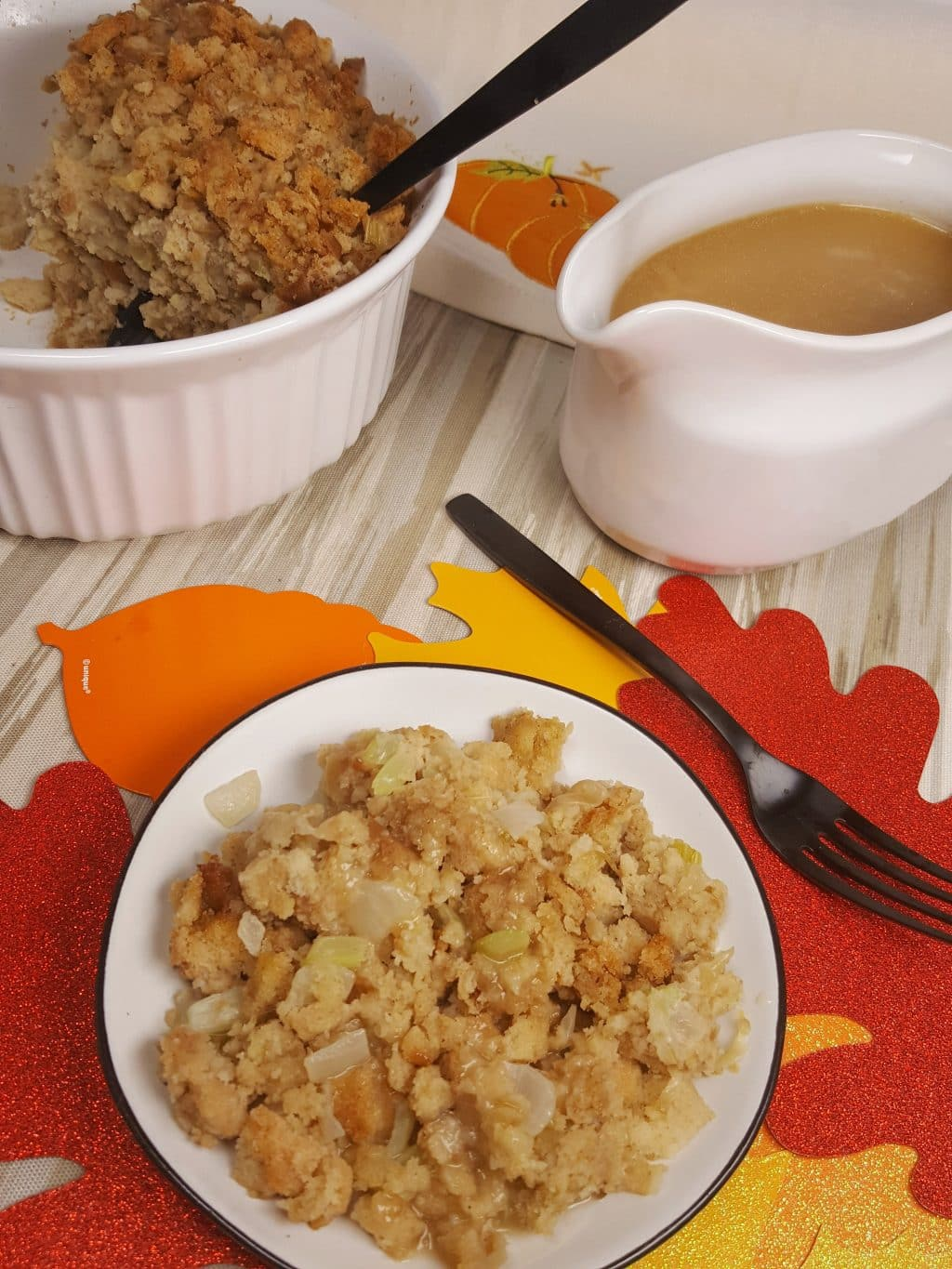 Pressure Cooker Stuffing Recipe