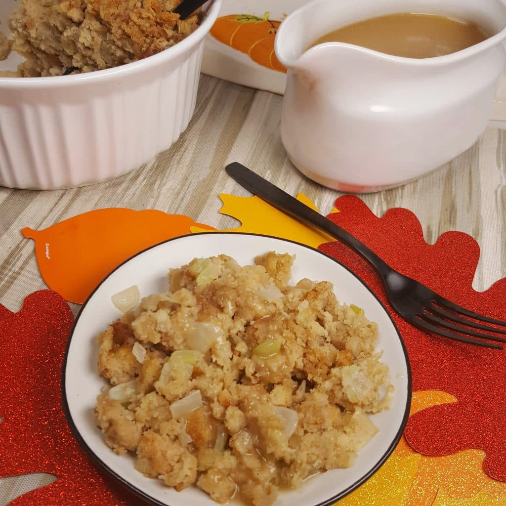 Instant Pot Easy Stuffing Recipe
