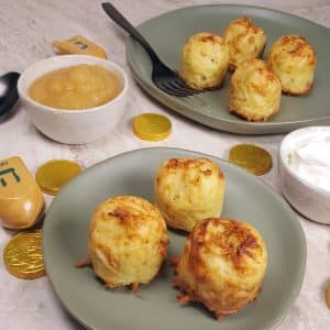 Yummy Air Fryer Potato Latkes Bites