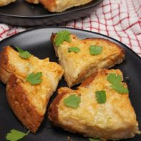 Air Fryer Chinese American Shrimp Toast