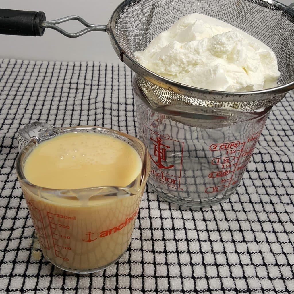 Strain Yogurt to Make Yogurt Cheese