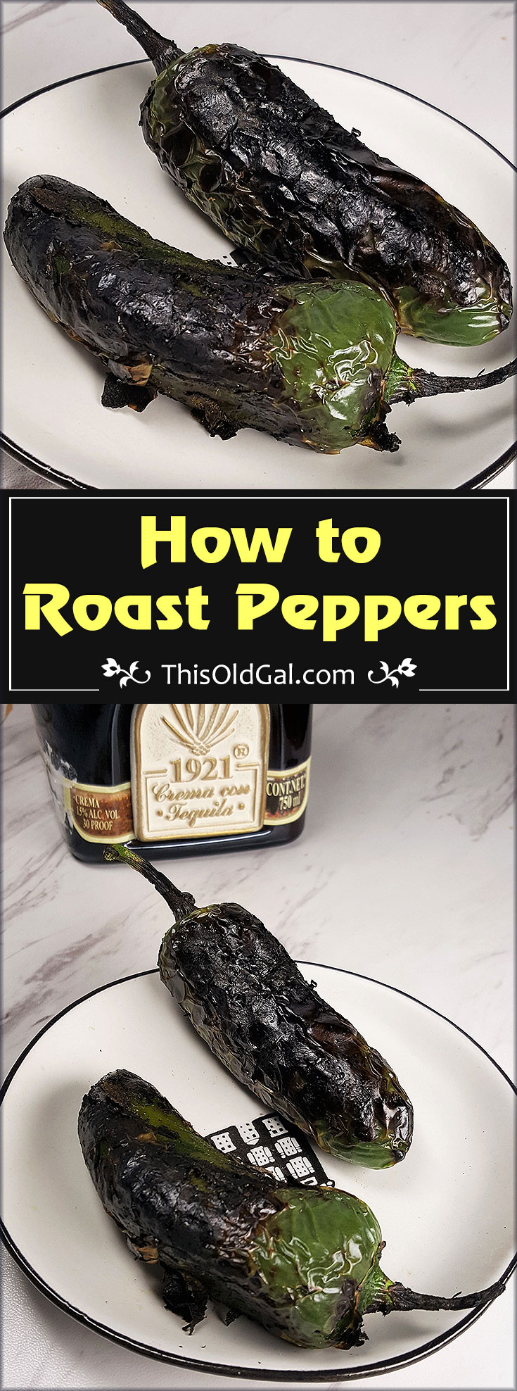 How To Roast any type of Chili Peppers or Bell Peppers