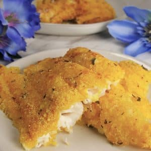 Air Fryer Southern Fried Catfish Fillets
