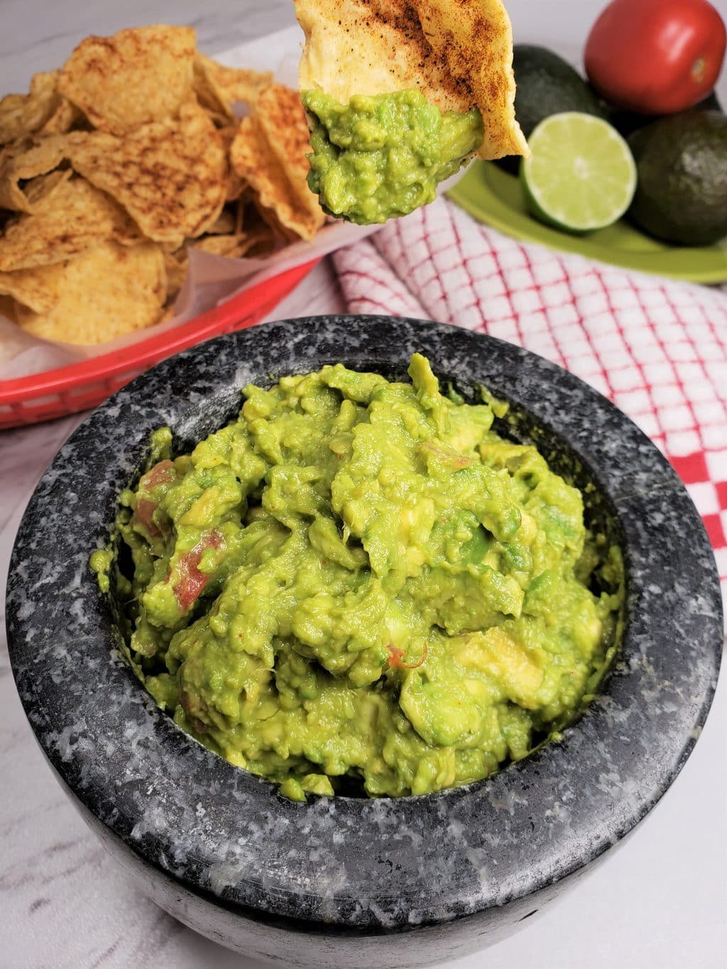 This Old Gals Simple Guacamole Recipe