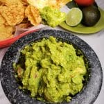 This Old Gal's Simple Guacamole