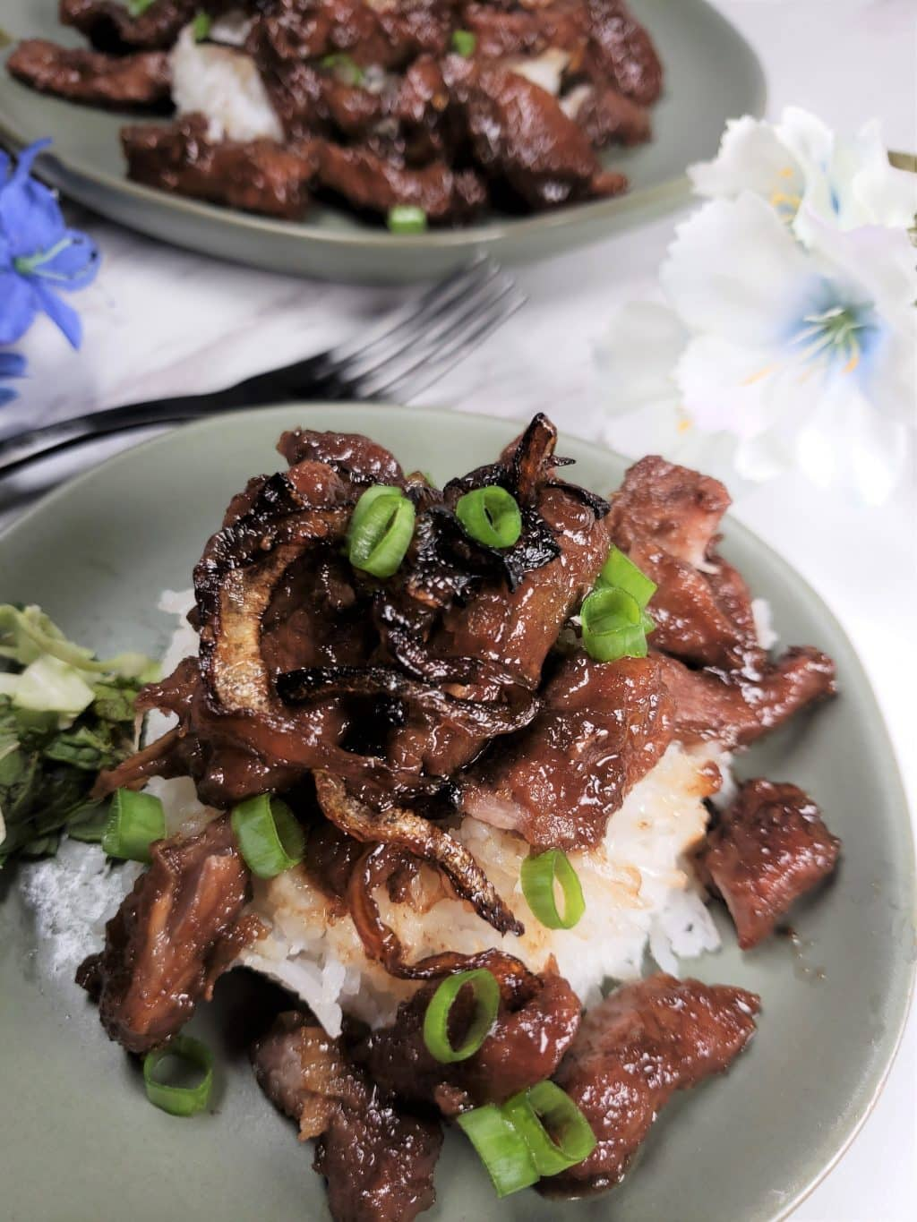 Pressure Cooker Thai Moo Wan Sweet Pork