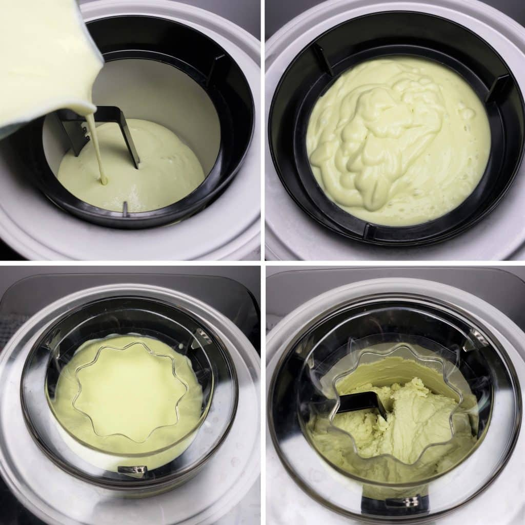 Let the Ice Cream Maker Do Its Magic