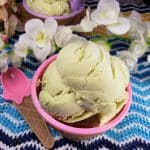 Delicious Homemade Avocado Ice Cream