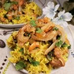 Best of Both Worlds Cooker Chicken Biryani