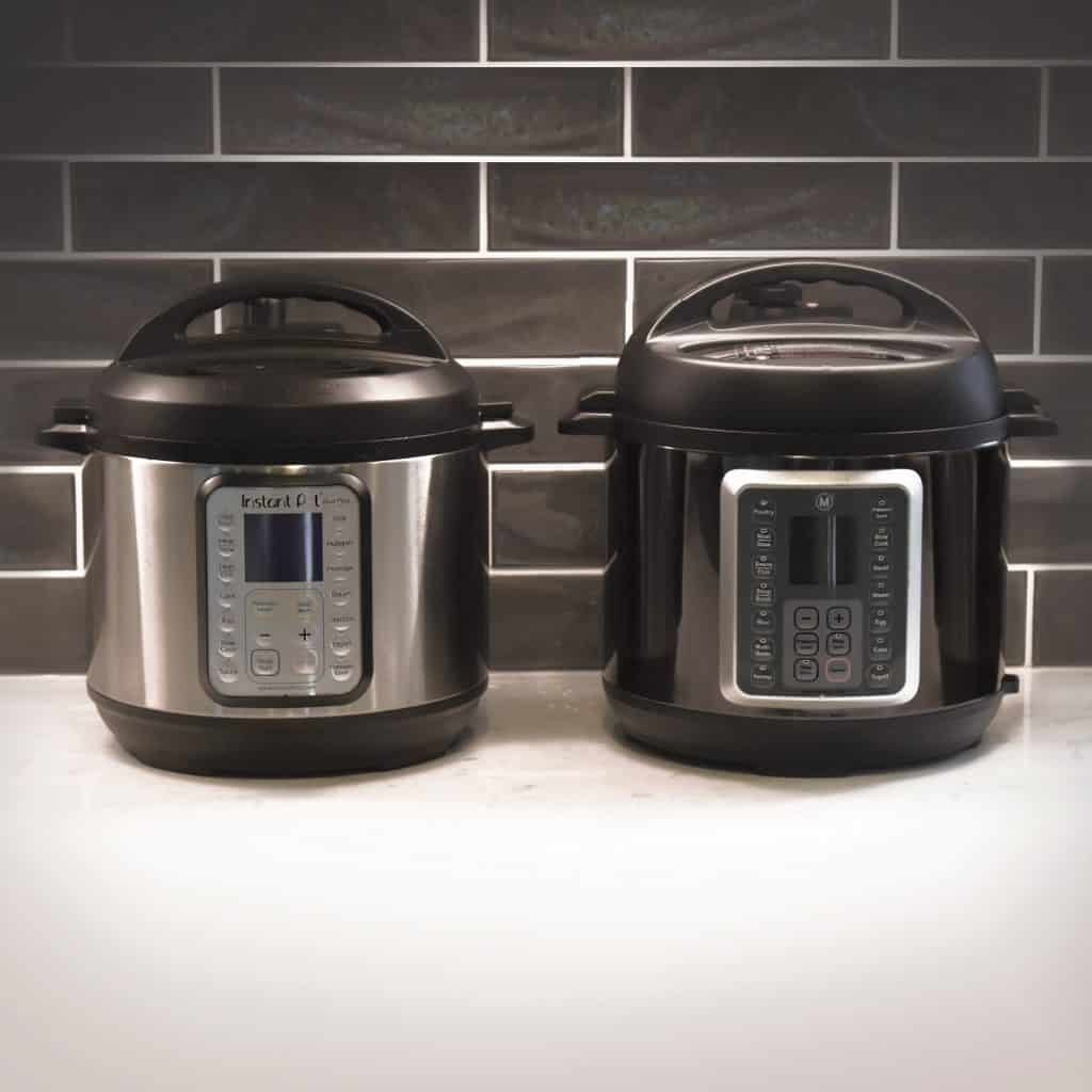 Mealthy MultiPot and Instant Pot Multi-Cooker Comparison