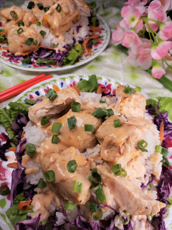Instant Pot Bang Bang Chicken