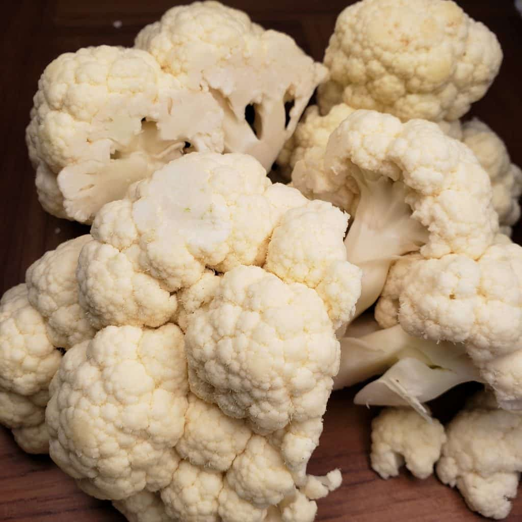 Rough Chop Cauliflower