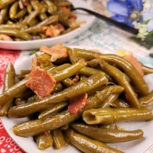 Pressure Cooker Southern Style String Beans