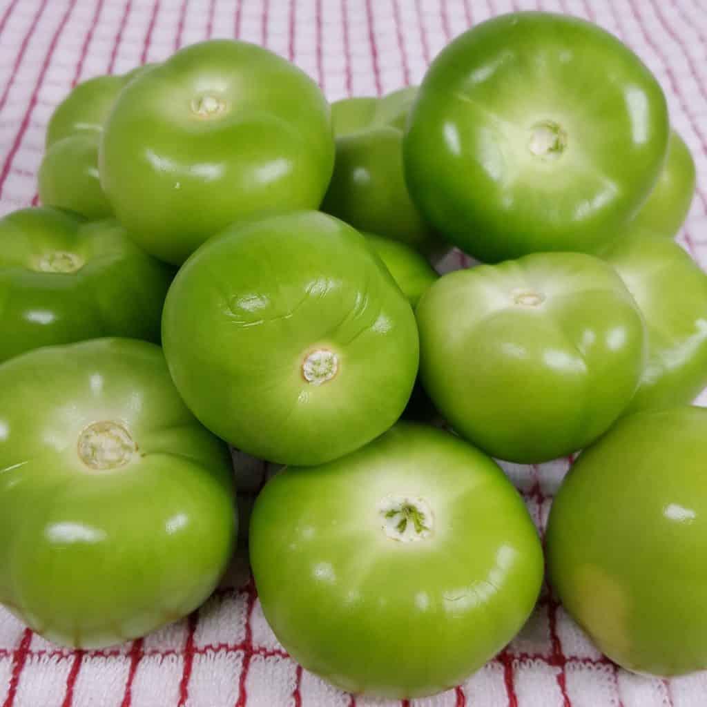 Husk the Tomatillos