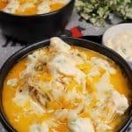 Instant Pot Chicken Jalapeno Popper Soup