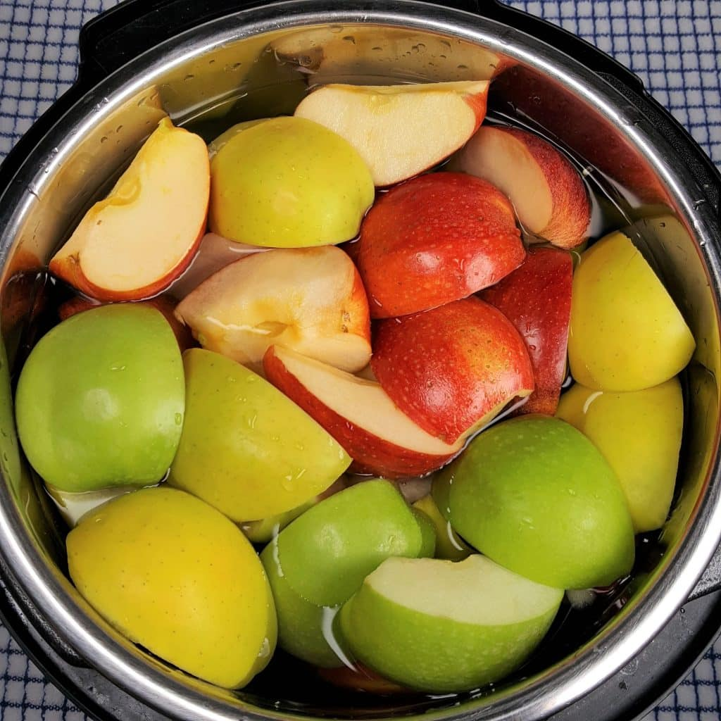 Fresh Apples and Cider