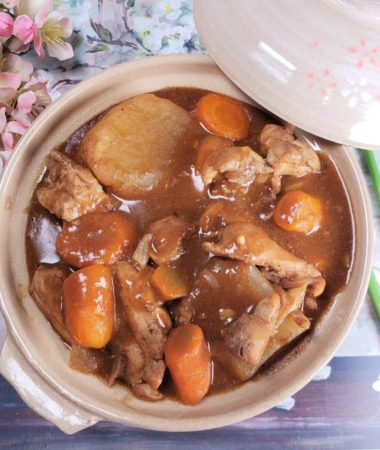 Instant Pot Japanese Chicken Curry