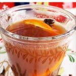 Yummy Pressure Cooker Hot Mulled Cider a/k/a Wassail!