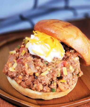 Instant Pot Taco Sloppy Joes