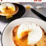 Instant Pot Pressure Cooker Poached Eggs