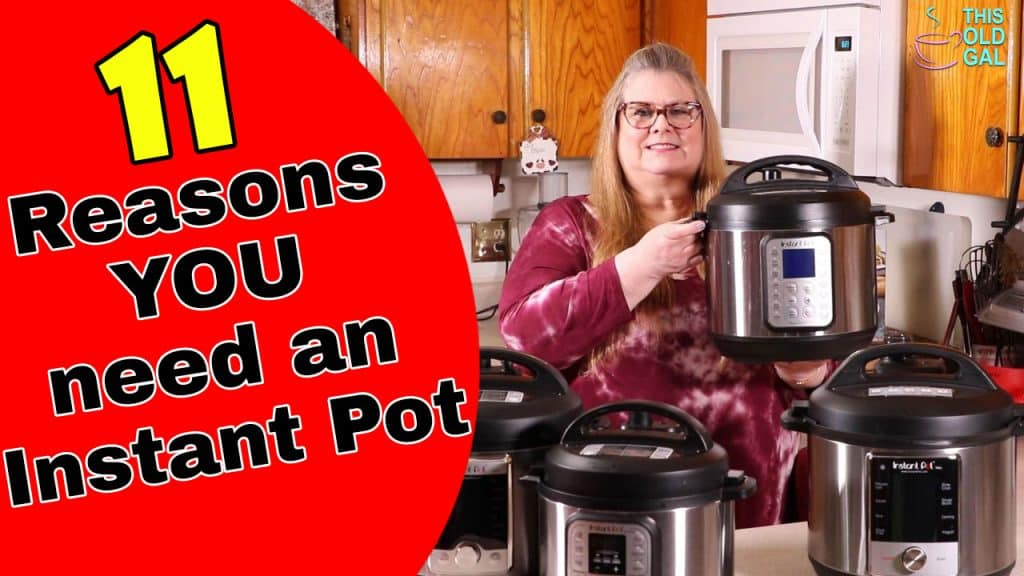 ELEVEN Reasons to Buy Instant Pot!