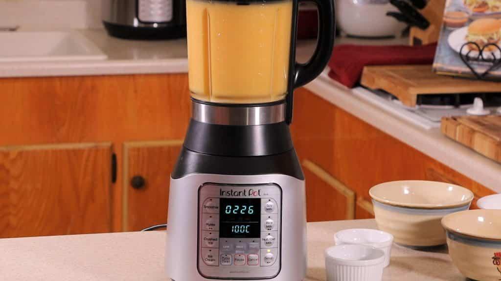 Instant Pot ACE Blending Ingredients for Soup