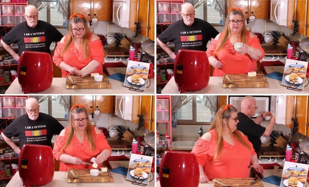 Make Garlic Butter