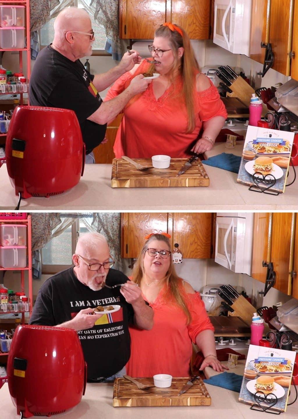 Fantastic Air Fryer Garlic Mushrooms