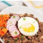 Instant Pot Korean Beef Bowls Recipe