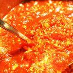Instant Pot Spaghetti Sauce for Pasta