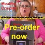 Pre-Order Mealthy Crisplid NOW