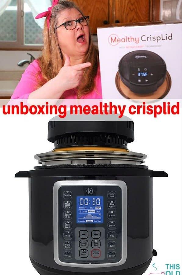 Unboxing Mealthy Crisplid!!