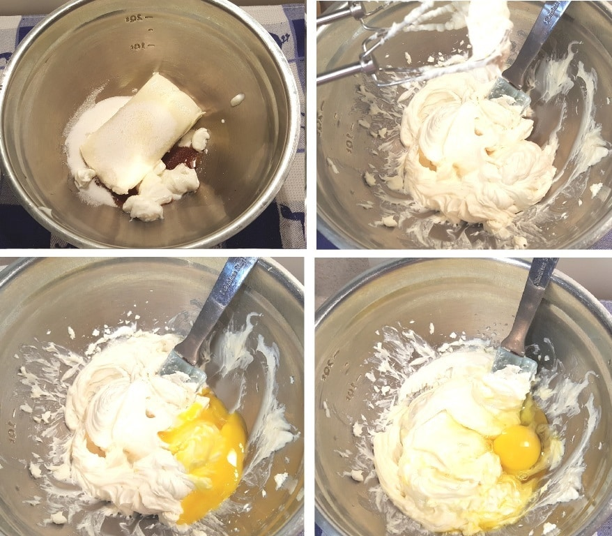 Make Cheesecake Filling