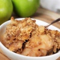 Instant Pot Apple Crisp