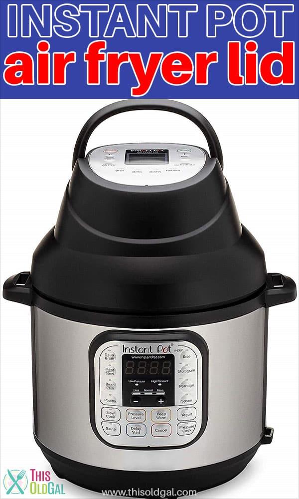 Buy Instant Pot Air Fryer Lid