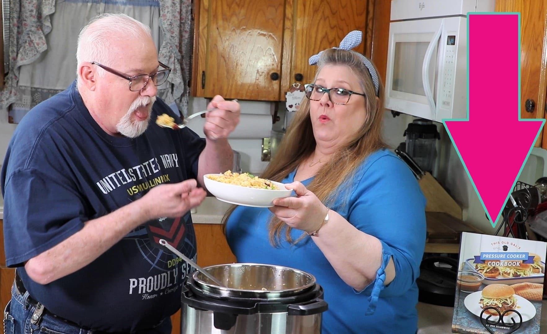 Taste Testing Instant Pot Cranberry Spice Couscous