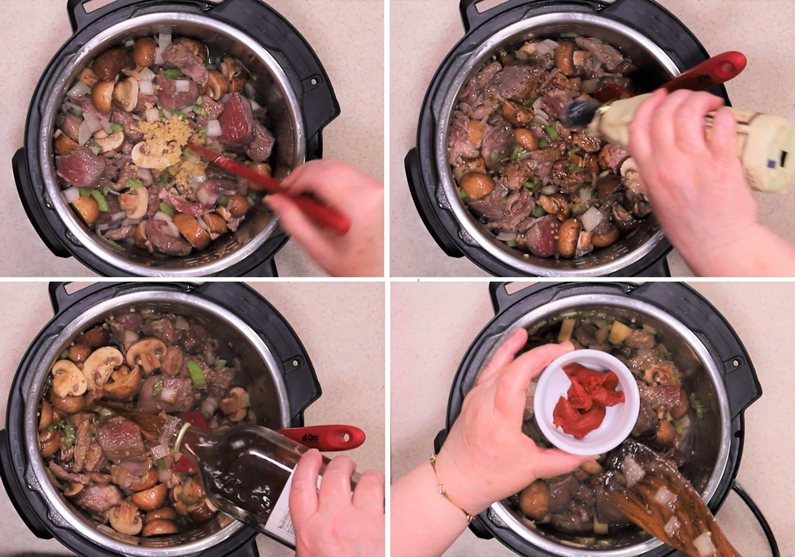 Mix and Scrape Pot Bottom