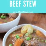 Instant Pot Beef Stew 25
